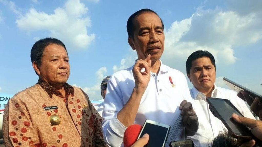 Jokowi Minta Jalan Perbatasan Kaltara 966 Km Segera Rampung