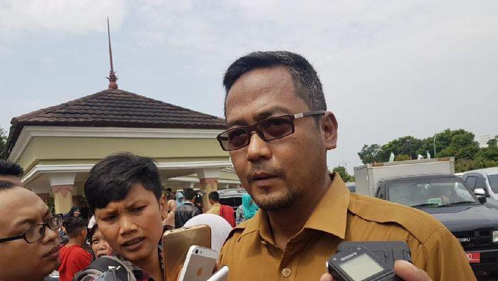 Kepala Dinas Perindustrian dan Perdagangan Provinsi Banten, Babar SuharsoFoto: Bahtiar Rifai/detikcom