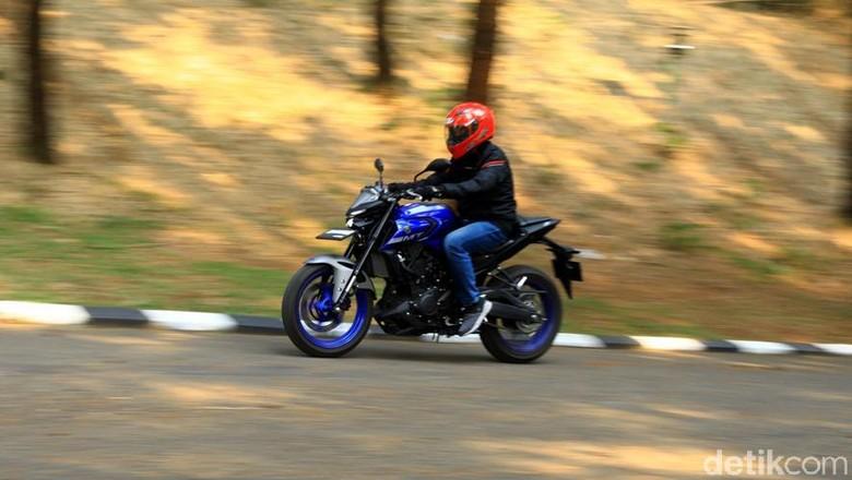 Yamaha MT-25 Foto: Luthfi Anshori