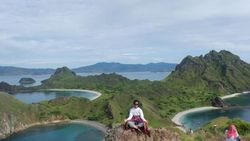 Pulau Padar, Ikon Labuan Bajo yang Tak Pernah Pudar