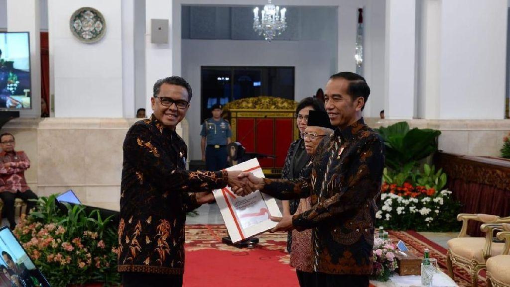 Dorong Ekonomi Optimal, Gubernur Nurdin Percepat Susun Anggaran Ini