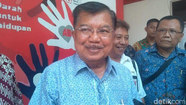 Jusuf Kalla, ketua PMI