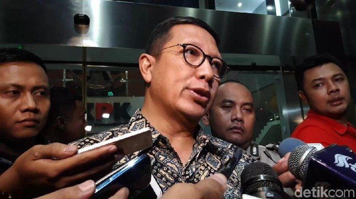 Eks Menteri Agama (Menag) Lukman Hakim Saifuddin (Foto: Zunita Amalia Putri/detikcom)