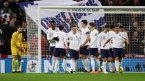 Inggris Tandai Pertandingan ke-1.000 dengan Lolos ke Piala Eropa 2020