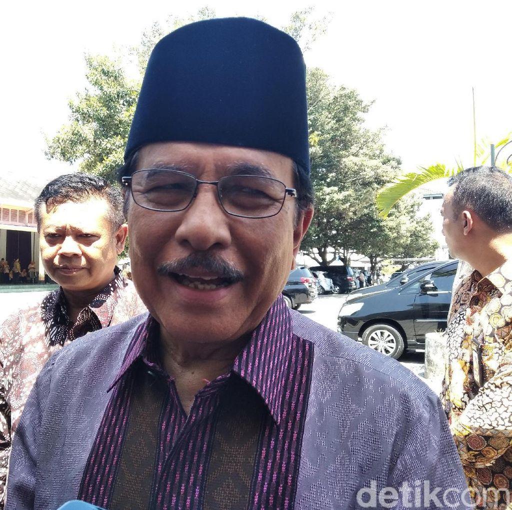 Soal Penghapusan IMB, Menteri ATR: Belum Diputuskan