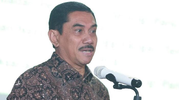 Kepala BNPT Suhardi Alius. (Ari Saputra/detikcom)