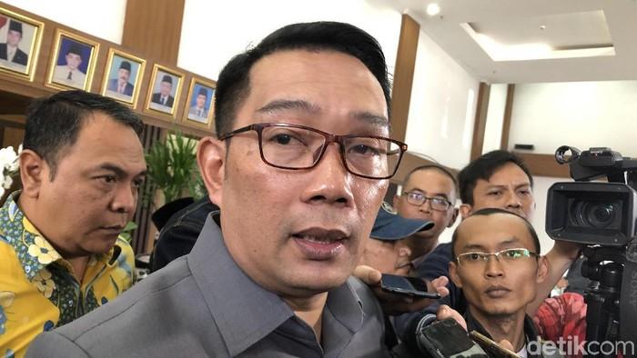 Gubernur Jabar Ridwan Kamil (Foto: Mukhlis Dinillah/detikcom)