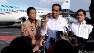 Jokowi Puji Manajemen Bencana Gempa di Maluku Utara