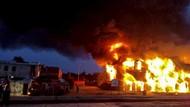 122 Gerbong Kereta Milik KAI Ludes Terbakar