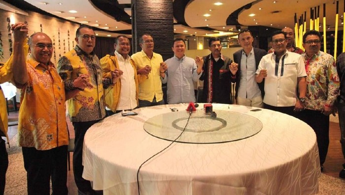 Ketua DPD Partai Golkar (Foto: Dok. Ketua DPD Partai Golkar Aceh Teuku Mudasir)