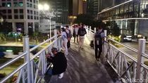 MRT Jakarta, JPO Tanpa Atap, Cukai Rokok, dan Behavioural Science