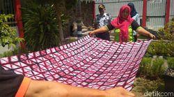 Mengintip Kerajinan Batik Khas Jepang Shibori Napi Trenggalek