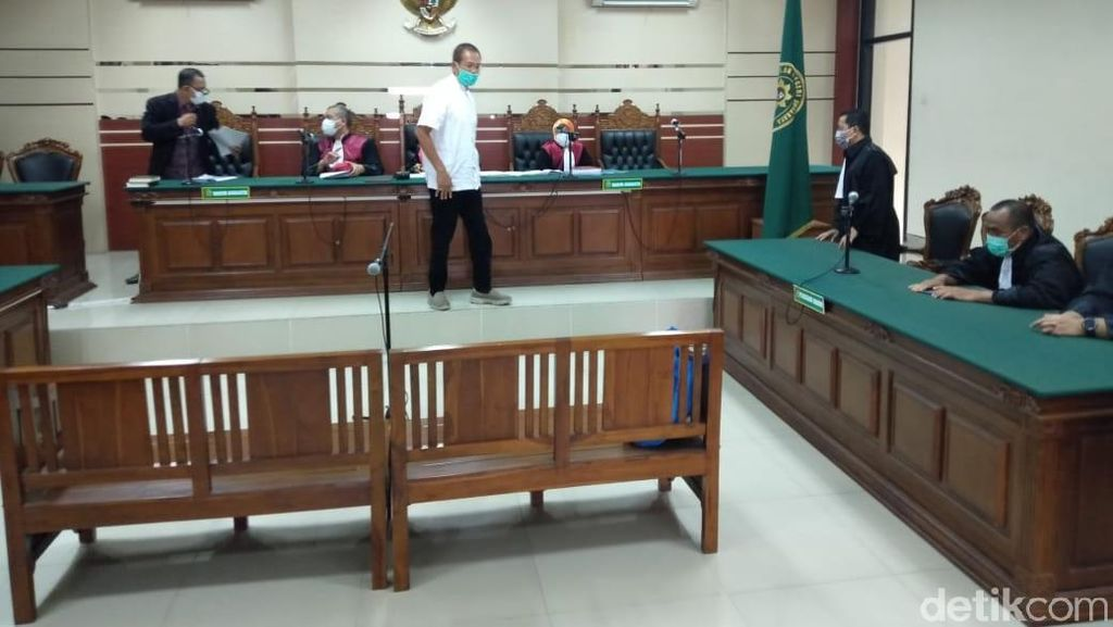 Bos Media di Surabaya yang Terjerat Korupsi Rp 7,3 M Jadi Tahanan Kota