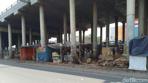 Camat berencana menjadikan kolong tol sebagai taman tematik