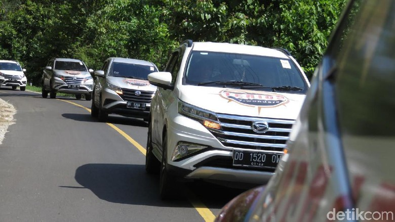 Perjalanan mengelilingi Kolaka dengan Daihatsu Terios Foto: Rangga Rahadiansyah