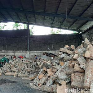 Perbatasan Karimun Punya Pembangkit Listrik Berbahan Bakar Kayu