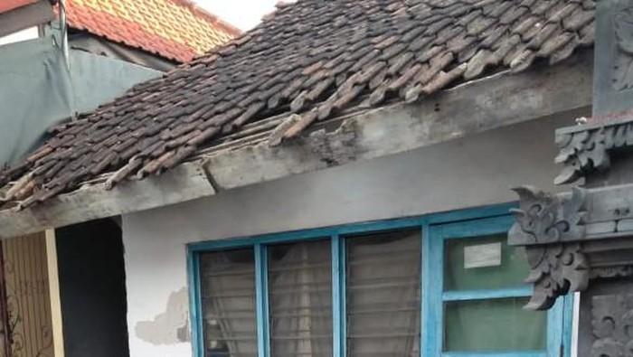Dampak gempa M 5,0 di Buleleng. (Dok. BPBD Buleleng)