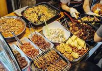 Seru! Kulineran di Pasar Tongin Korea Bayar Pakai Koin Zaman Dulu