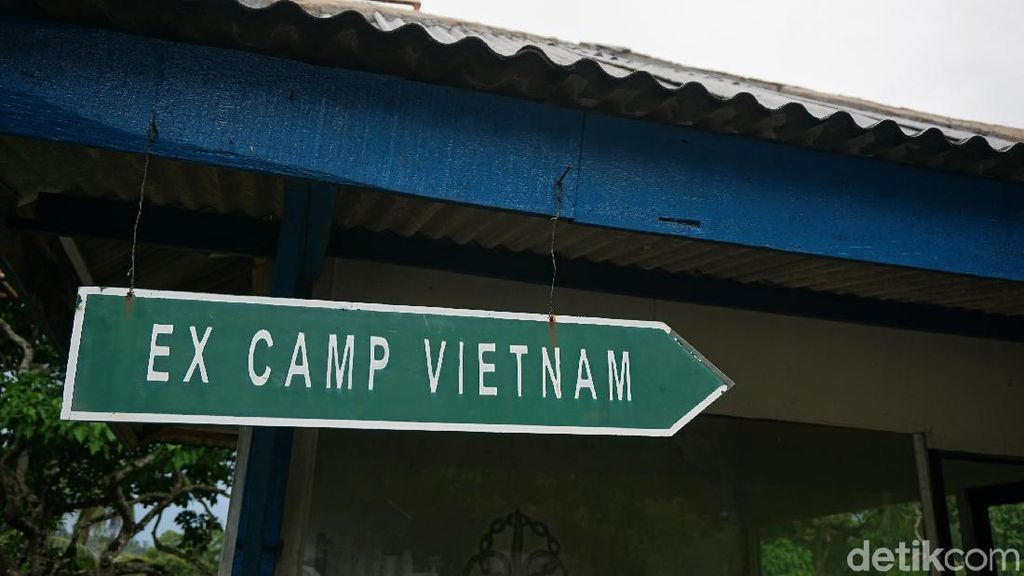 Potret Kampung Vietnam Batam yang Horor Tapi Hijau