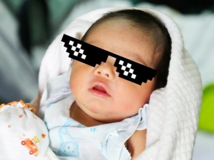 Ilustrasi bayi. Foto: Istimewa