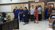Deg-degannya Iriana Jokowi Tunggui Cucu Ketiga Lahir