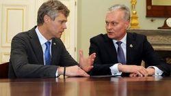 Presiden Lithuania Bebaskan Dua Mata-mata Asal Rusia
