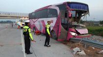 Ini Identitas 4 Korban Tewas dalam Kecelakaan di Tol Gempol-Pasuruan