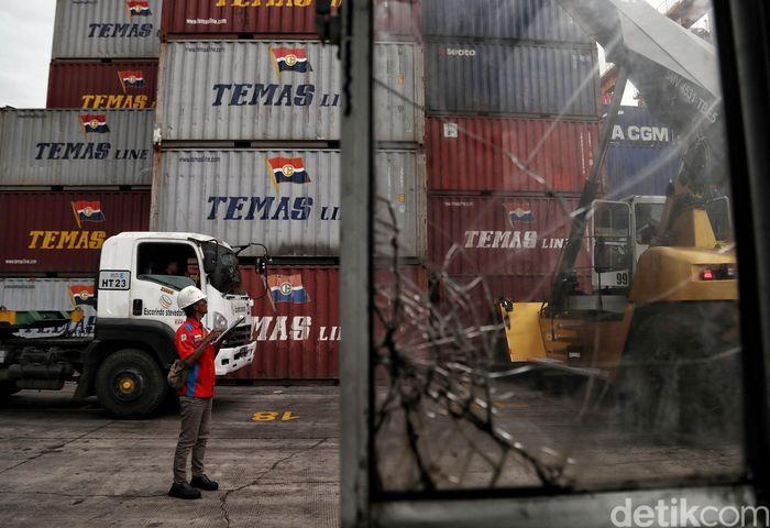 Pemerintah menargetkan pertumbuhan ekonomi Indonesia di tahun 2020 dapat mencapai 5,3%.