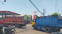 Meski Solar Langka, Asosiasi Pengusaha Truk Surabaya Apresiasi Pertamina