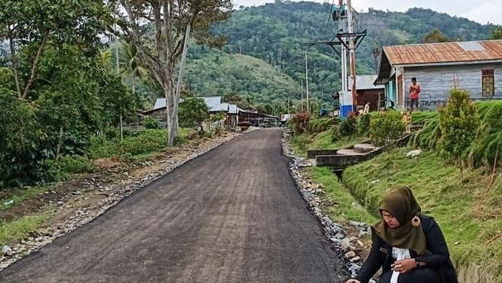 Viral Jalan di Aceh Tengah Hancur saat Digaruk, Begini Faktanya