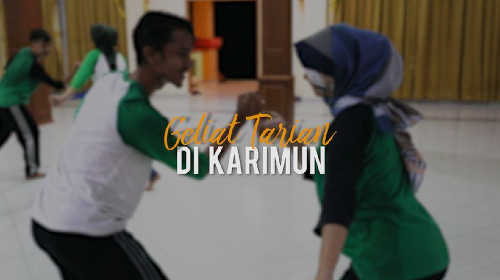 Lenggak-lenggok Penari Milenial di Pulau Terluar Indonesia