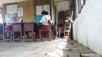 SDN Filial Samarinda Memprihatinkan, Siswa Belajar di Ruang Kelas Rusak