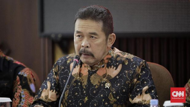 Jaksa Agung Sanitiar Burhanuddin mengaku mengkaji pembubaran TP4.