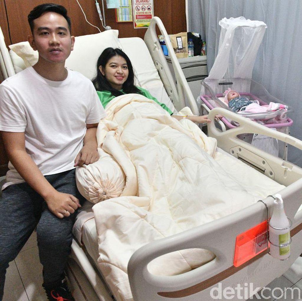 Doa dan Pujian Warganet untuk Cucu Ketiga Jokowi La Lembah Manah