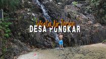 Air Terjun Desa Pongkar, Secuil Keindahan di Pinggir Indonesia