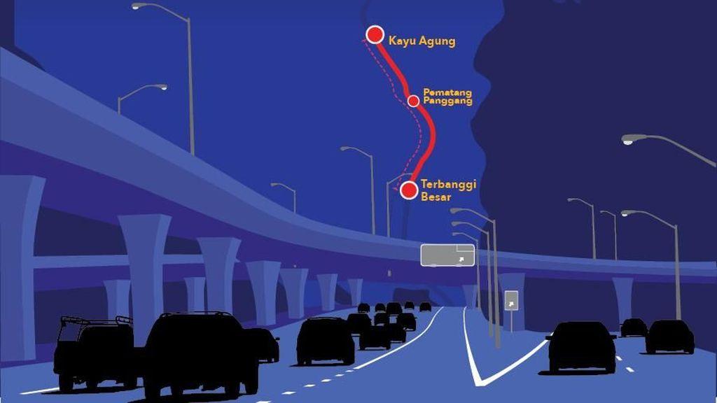 Tol Terpanjang dan Terkilat di Zaman Jokowi Sudah Bisa Dijajal