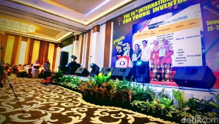 Mahasiswa UB Sabet Empat Penghargaan Internasional (Foto: Istimewa)