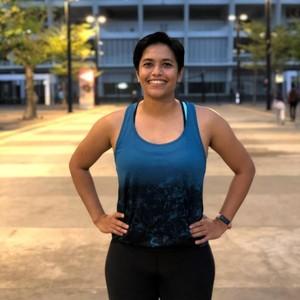 Tips Workout di Rumah ala Alia Basalamah