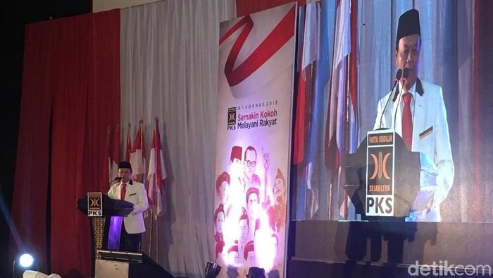 Foto: Wakil Ketua Majelis Syuro PKS Hidayat Nur Wahid. (Arief-detikcom)