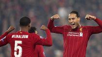 Liverpool Nanti Dulu, Van Dijk Fokus Bawa Belanda Lolos ke Piala Eropa