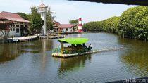 Bukan di Jakarta, Ini Taman Mini di Jawa Tengah