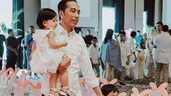 Kahiyang Melahirkan Anak Kedua, Jokowi Kini Punya Empat Cucu