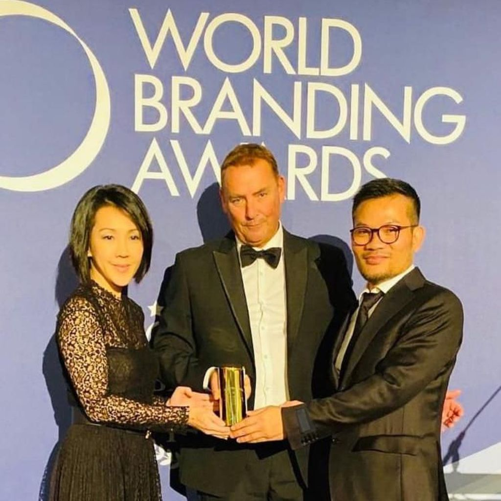 Terkomsel Raih Brand of The Year di World Branding Award 2019-2020