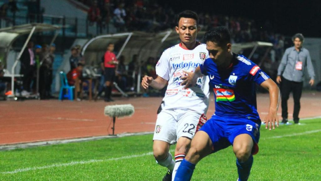 Hilang Konsentrasi, Bali United pun Kecolongan
