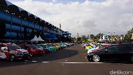 Intip Keseruan Silaturahmi Pecinta Otomotif di JogjaCARta