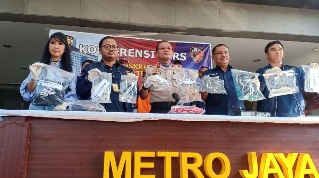 3 Efek Terkena Soda Api, Bahan Korosif dalam Teror Air Keras di Jakbar