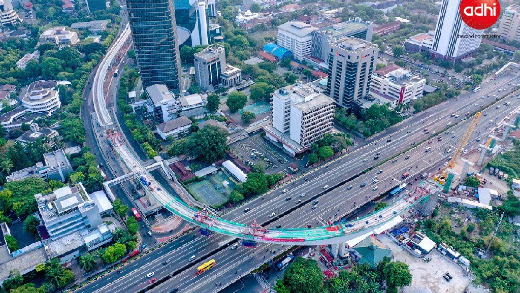 Kisah Perancang Jembatan Lengkung Terpanjang di Dunia
