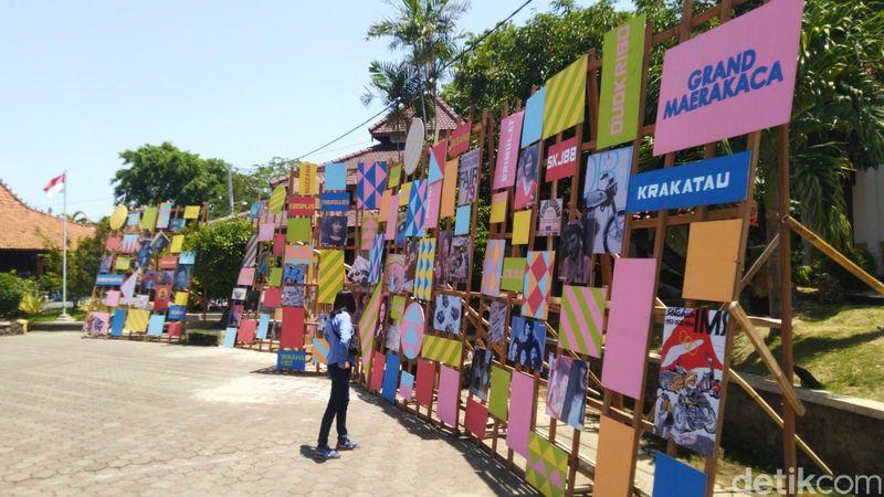 Grand Maerakaca Semarang terus berkembang agar menjadi destinasi yang asik untuk berlibur (Foto: Angling Adhitya Purbaya/detikcom)