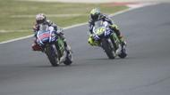 Sedih Lorenzo Pensiun, Rossi: Salah Satu Rival Terhebatku
