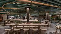 Lokasi di Chicago menjadi Starbucks Roastery keenam secara global dan ketiga di AS, menyusul yang ada di Seattle dan New York.Foto: Dok. Starbucks